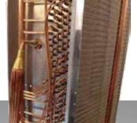 精密エアコン熱交換器